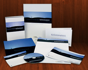 The Genographic Project Packaging