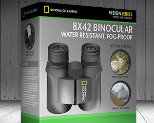 National Geographic Binocular Packaging